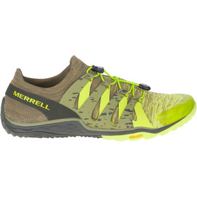 Merrell Trail Glove 5 3D Scarpe Uomo, lime punch
